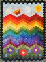 Hexagon Hexies Free Quilt Patterns Amp Tutorials