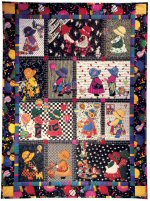Sunbonnet Sue Free Quilt Patterns Amp Tutorials