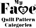 My Fave 5 Free Quilt Pattern Categories - by Theme