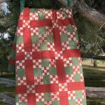 Vintage Nine Patch Free Quilt Pattern from McCalls Quilting