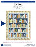 Cat Tales Free Quilt Pattern by Wendy Sheppard for Windham Fabrics