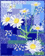 Daisy Daydream Free Quilt Pattern by Flaurie & Fitch for RJR Fabrics