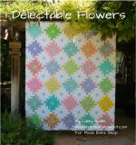 Delectable Flowers Free Quilt Pattern by Cathy Smith through Moda Bake Shop