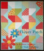 Flower Patch Free Quilt Pattern by Kathryn Ludowese through Moda Bake Shop