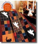Ghoulies & Ghosties Lap Quilt Pattern by Kelly Corbridge through McCalls Quilting