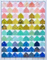 House Block Quilt by Jeni Baker from In Color Order