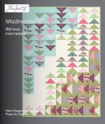 Misdirection Free Quilt Pattern by Tula Pink through Gotham Quilts
