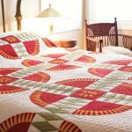 New York Beauty Free Quilt Pattern through McCalls Quilting
