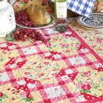 Picnic Grove Free Queen Quilt Pattern by Holly Holderman through McCalls Quilting
