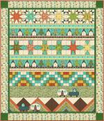 S'more Rows Free Quilt Pattern by Cindy Sharp from Tops to Treasures