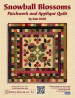 Snowball Blossoms Free Quilt Pattern by Kim Diehl for Henry Glass Fabrics