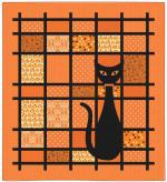 That Cat Wall Quilt Pattern by Pamela Lincoln through McCalls Quilting