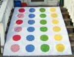 Twister Quilt by Anne Marie Chany from Gen X Quilters