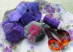 Hexie Pin Cushion Tutorial by Benita Skinner from Victoriana Quilt Designs