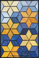 Pattern Play Block of the Month by Benita Skinner through Victoriana Quilt Designs