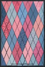 Pattern Play February Block of the Month by Benita Skinner through Victoriana Quilt Designs