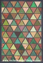 Pattern Play June Block of the Month by Benita Skinner through Victoriana Quilt Designs