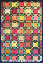 Pattern Play May Block of the Month by Benita Skinner through Victoriana Quilt Designs