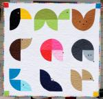 Wee Animal Quilt Tutorial by Dani Miller from KSC Designs