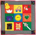 Baby's Busy Day Free Quilt Pattern by Michele Crawford through How Stuff Works