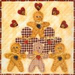 Christmas Cheer Free Quilt Pattern from Piecemakers