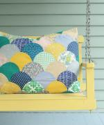 How to Make Clamshell Quilts (Using Different Methods) via Quilt Woman