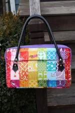 The Conversation Bag Tutorial by Sara Lawson from Sew Sweetness