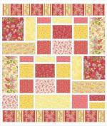 French Villa Free Quilt Pattern from Benartex
