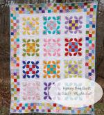 Honey Bee Free Quilt Tutorial by Erin through Sew in Love With Fabric
