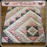HST Baby Quilt Tutorial by Rikka J from Ricochet and Away