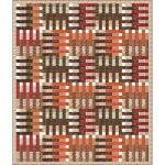 Nutmeg and Cinnamon Quilt Pattern by Janice Averill through McCalls Quilting