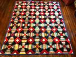 Pineapple Free Quilt Pattern by meghanelizabeth through Instructables