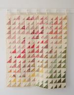 Prism Quilt Tutorial by Molly through Purl Soho