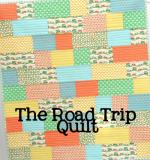 Road Trip Baby Quilt Tutorial by Allison Harris from Cluck Cluck Sew
