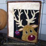 Rudy Free Quilt Pattern by Debbie from Stitchin' Therapy