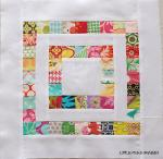Scrapbuster Block by Corey Yoder from Little Miss Shabby