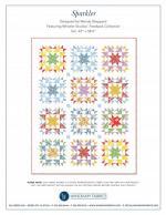Sparkler Free Quilt Pattern by Wendy Sheppard through Windham Fabrics