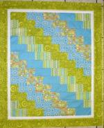 Tiny Trails Baby Quilt Tutorial from Orchid Owl Quilts