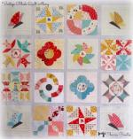Vintage Quilt Blocks by Charise from Charise Creates