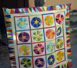 Wonky Wheel Tutorial by Nicoletta Cecotti from Quiltycat